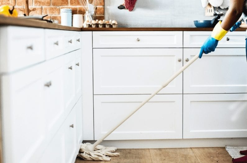 10 Zero Waste Cleaning Tips